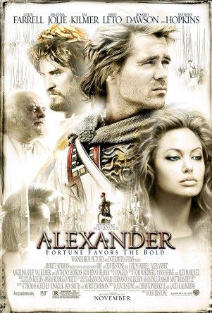 ALEXANDER film poster