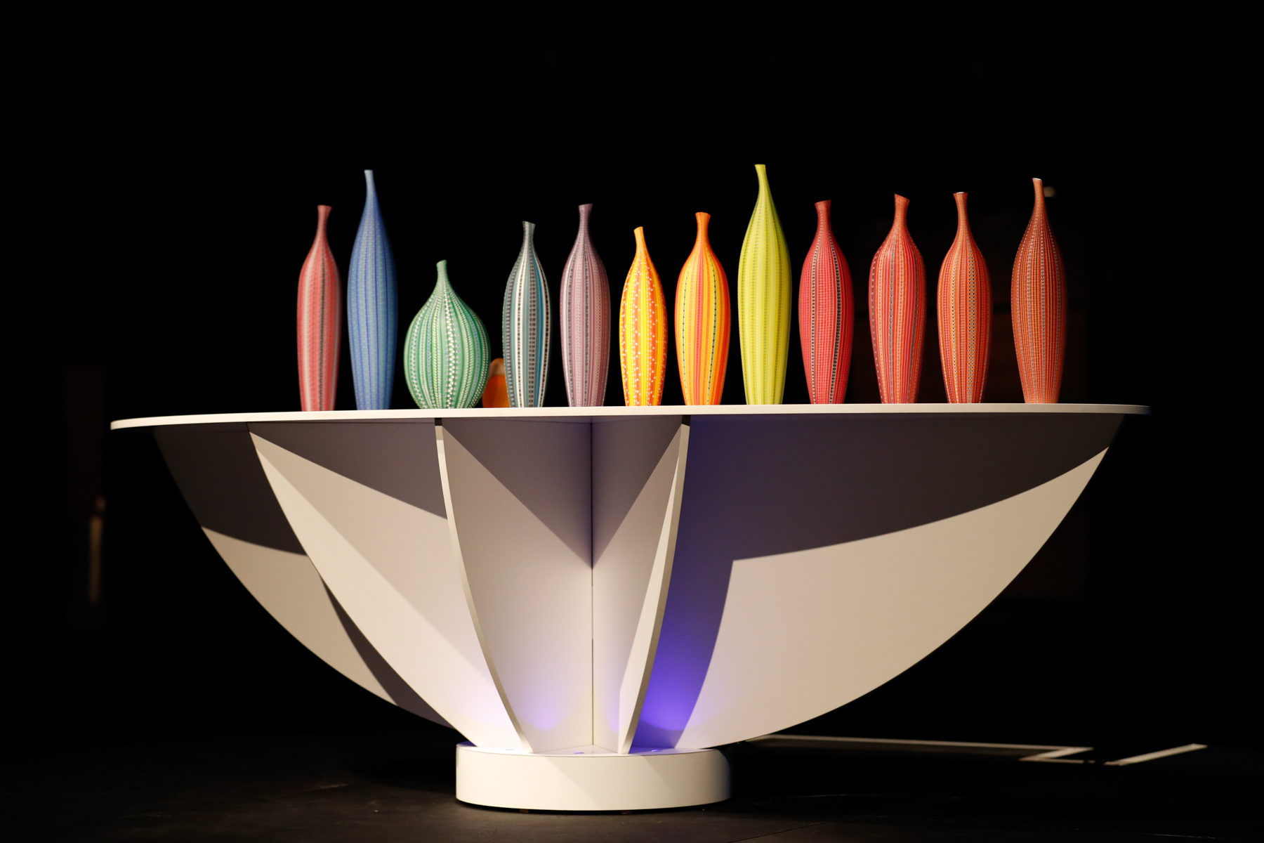 APSA award vessels by Joanna Bone