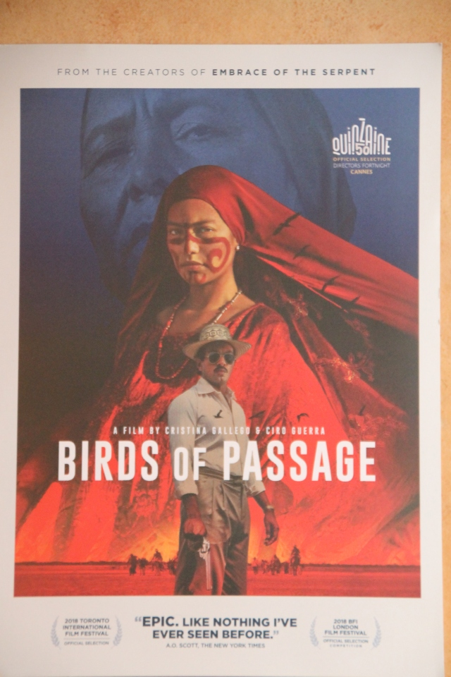POSTER Birds of Passage